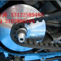 铜管机同步带330H100开槽橡胶同步带空调生产线皮带