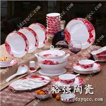 餐具套裝,景德鎮陶瓷餐具,青花瓷餐具
