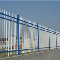 厂家订做便宜代替砖墙厂区围墙栏杆 三横杆厂区安全防盗护栏