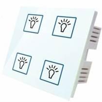 智能照明控制面板