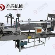 全自動涼皮機 蒸汽自熟米皮機 商用紅薯粉皮機熱銷全國的米面機械