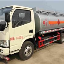随州东风5吨油罐车长期销售5吨东风多利卡加油车价格实惠