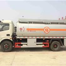 随州东风多利卡8吨加油车玉柴150马力