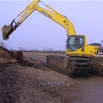 张家口水上两用挖掘机出租供应安全可靠