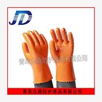 pvc浸膠手套顆粒止滑手套