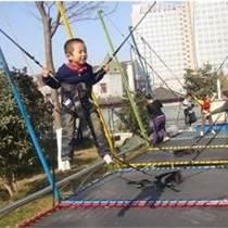 南京兒童鋼架蹦極廠家價格 自控旋轉飛機 電動全球魚