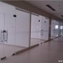 大興區北臧村安裝維修地彈簧玻璃門安裝玻璃隔斷