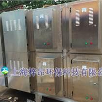 浙江江苏上海钮扣厂树脂漆喷漆废气处理设备