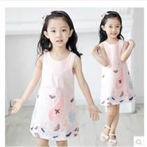 巴拉巴拉 低價童裝 新款連衣裙 豬跑跑童裝連鎖