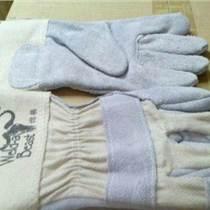 焊獸牌手套11312 海員手套 短皮手套 半皮手套 皮革手套