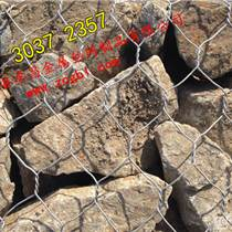 堤坡防護賓格石籠