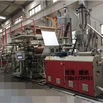 PVC地板同步對花生產線新技術首家開發
