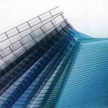 鹽城陽光板車雨棚采光塑料中空板