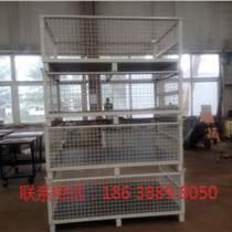 供应仓储笼 折叠式仓储笼 蝴蝶笼 铁丝笼
