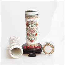 景德鎮陶瓷保溫杯定制