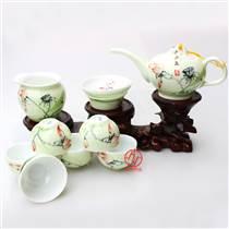 廠家定做批發精致陶瓷茶具