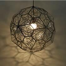 銘星燈飾moooiTom Dixon Etch 藝術蝕刻網球金屬多邊形鉆石球吊燈