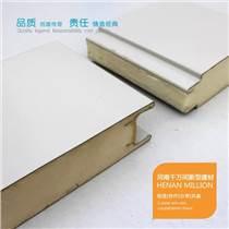 供應保溫效果極好的聚氨酯冷庫板,雙面不銹鋼
