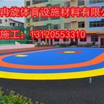 上海小區塑膠場地施工廠家