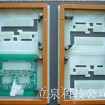 治具廠家供應雙拼板電木分板夾具,PCB拼板分板治具