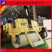 廠家直銷手扶式單鋼輪壓路機 小型振動壓路機