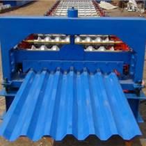 浩鑫壓瓦機專業生產750型樓承板設備