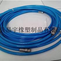 河南省高壓樹脂管批發 供應尼龍樹脂管、測壓管