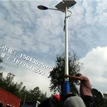 衡水六米高太陽能路燈燈