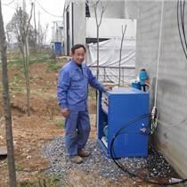 养羊圈舍自动喷雾降温消毒设备