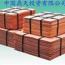 我能提供50萬噸智利1號電解銅板正品,全國超低價,價