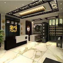 成都最好的茶具店設計公司|成都茶具店裝修設計公司