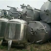 二手不銹鋼乳品發酵罐,配料罐