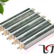 空調輔助電熱器雙層加熱器結構