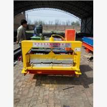 浩鑫壓瓦機專業供應屋面板設備840型彩鋼壓瓦機