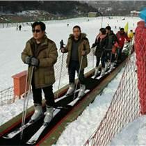 滑雪魔毯說明滑雪場魔毯結構