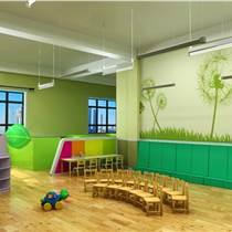 成都幼兒園設計裝修幼兒園