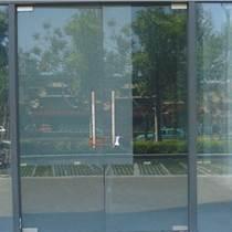 北京大兴区安装玻璃门隔断制作无框玻璃门