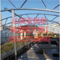新疆大棚雙梁溫室骨架