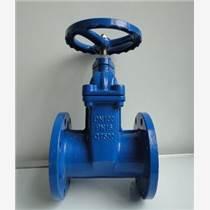 暗桿彈性座封閘閥RVCX 軟密封給水閘閥
