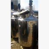 常年出售二手夾層鍋干燥機濃縮提取罐