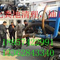 宁波市北仑区黄山路化粪池清理