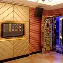 高档会所,浴场。房间和前台墙面软包硬包背景墙