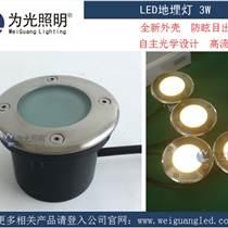 3w防眩目柔光LED地埋灯