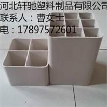pvc格栅管供应价格实惠 pvc管材厂家直销