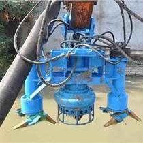 挖机沙石污泥泵,液压式清淤泵