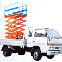 濟南榮華汽車車載高空作業平臺供應優惠促銷