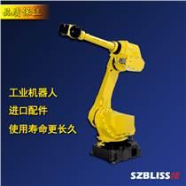 哪家工業機器人廠家的6軸機械手設備比較成熟