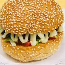 汉堡快餐加盟666