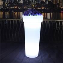 厂家直销led发光花盆庭院装饰落地灯