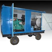 工业管道清洗机|化工厂换热器冷凝器清洗机